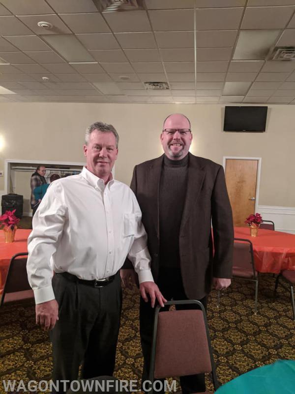 West Brandywine Supervisors Morris and Dobson