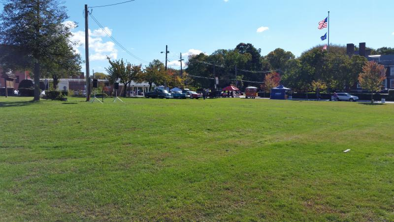 Wagontown attends Coatesville Heritage Day - Wagontown Fire